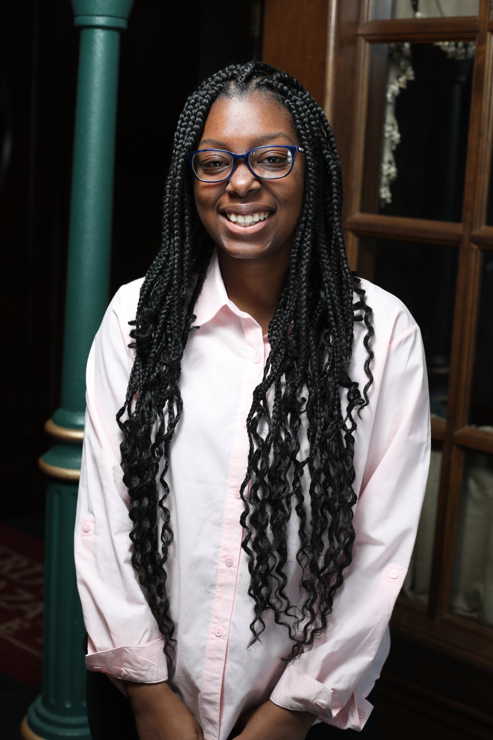 Congratulation to our 2021 Delaware Youth of the Year Adasia Hawkins!