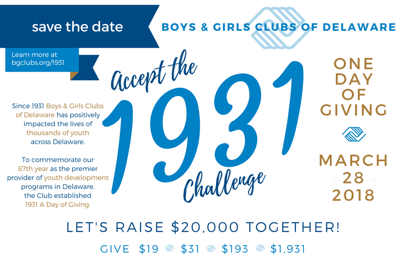 1931 A Day of Giving