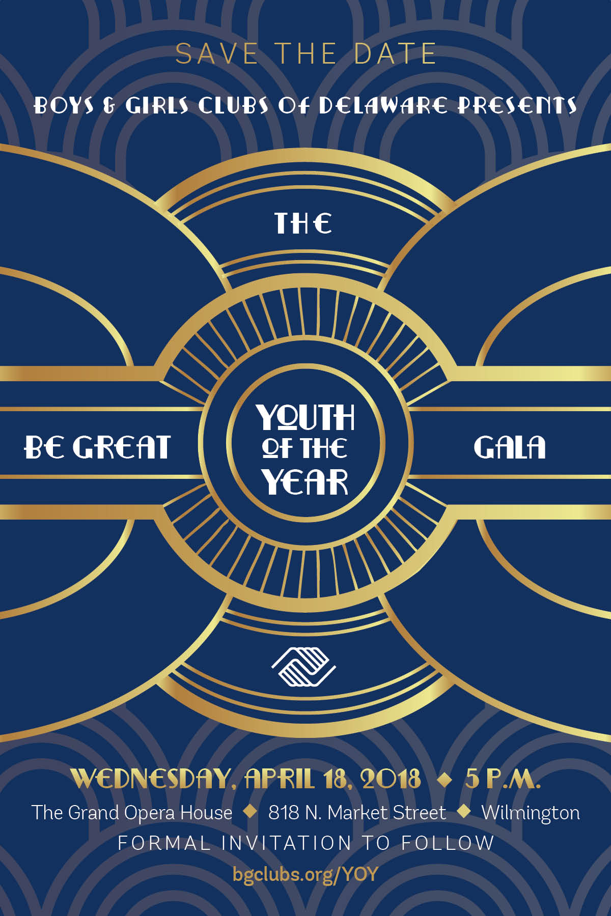 Youth of the Year Be Great Gala