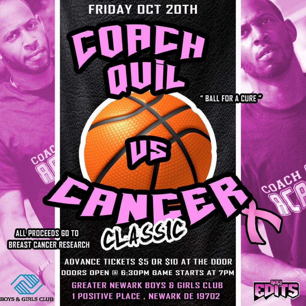 Coach Quil vs Cancer