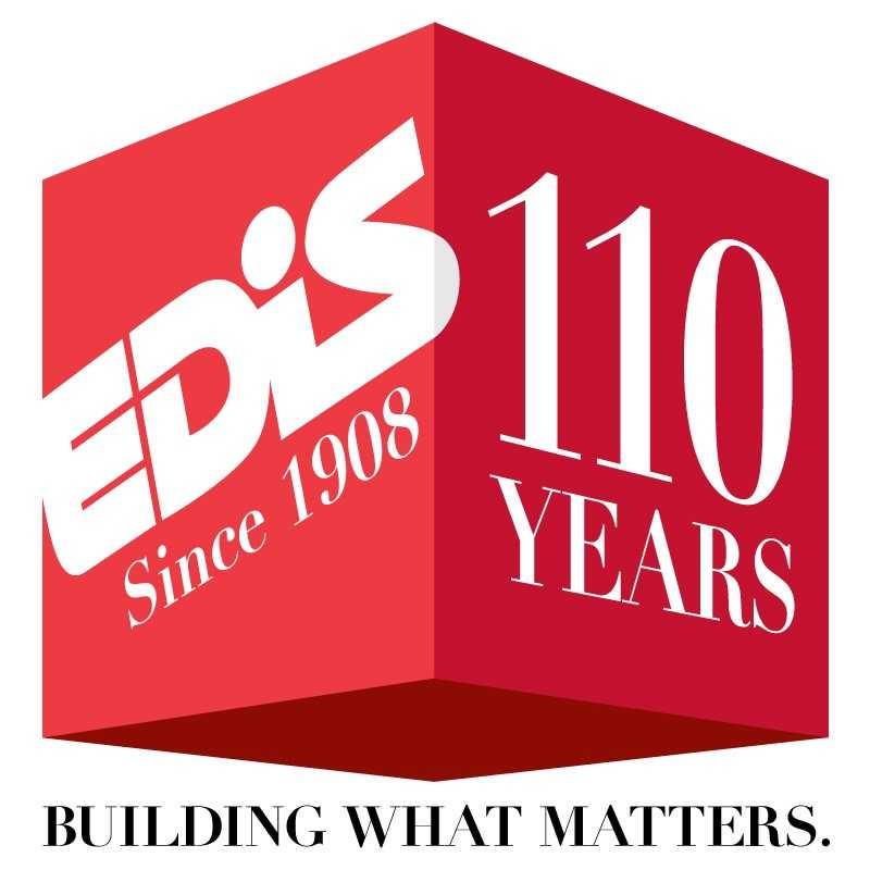 edis since 1908 110 years building what matters