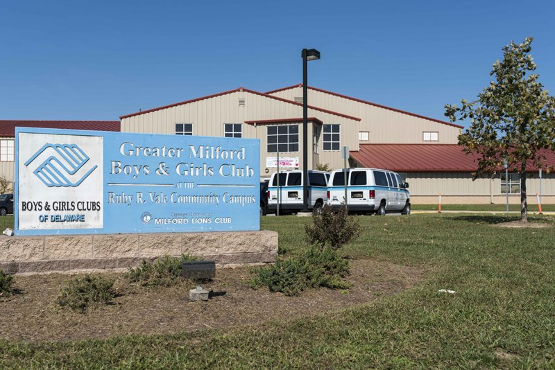 Greater Milford Boys & Girls Club