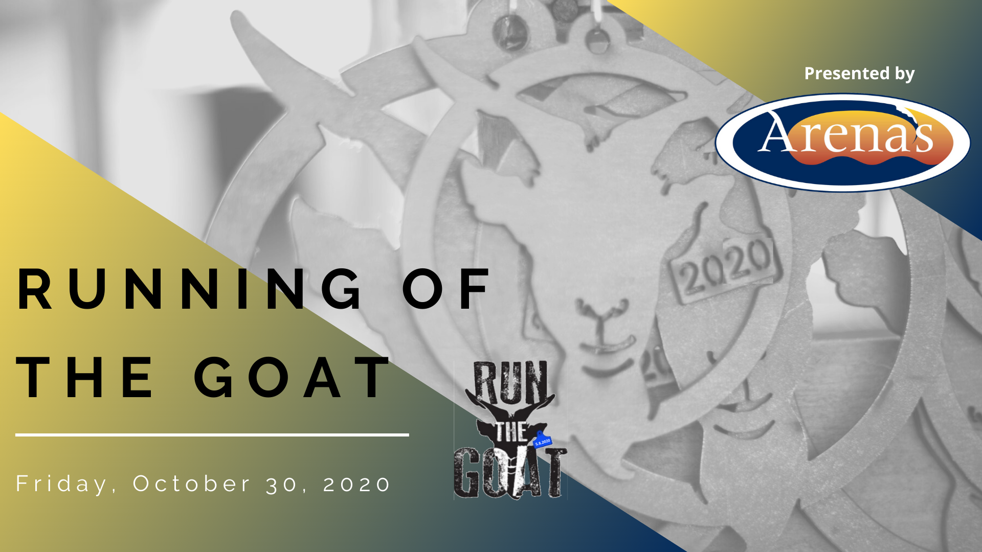 The 5th Annual Running of the Goat