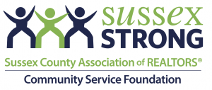 Sussex Strong. Sussex County Association of Realtors. Community Service Foundation.