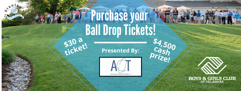Purchase your Ball Drop Tickets! Presented by ACT. $4,500 case prize! $30 a ticket!