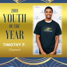 Timothy P - Claymont