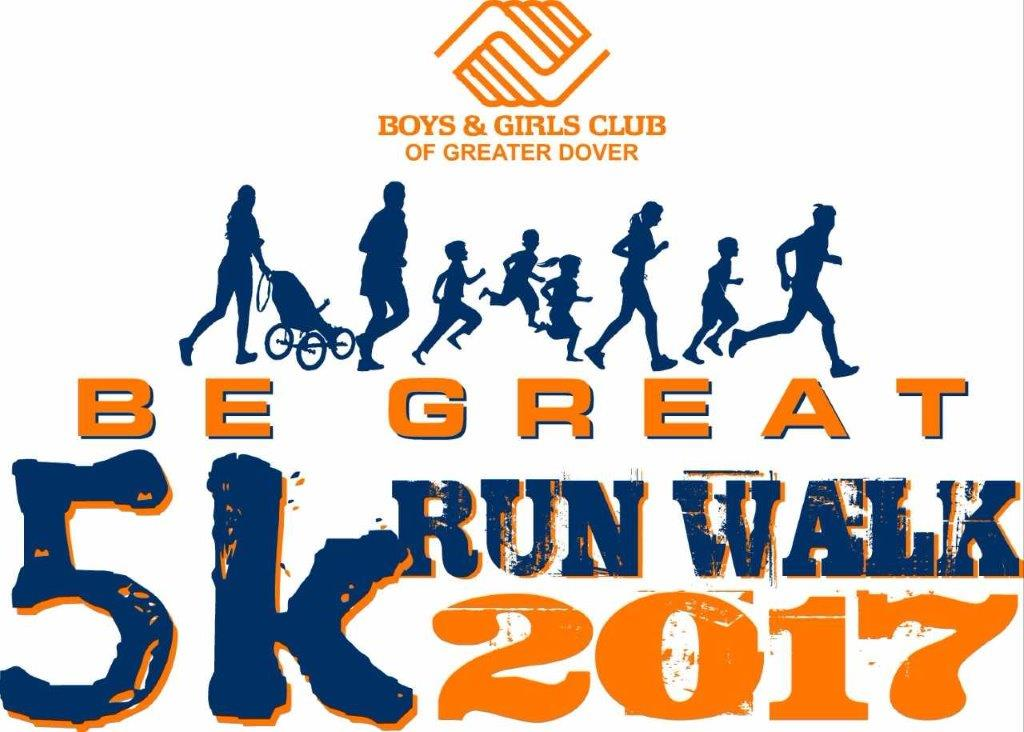 Be Great 5K – Greater Dover