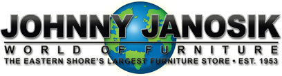 Johnny Janosik World of Furniture The Eastern Shore's Largest Furniture Store - Est. 1963