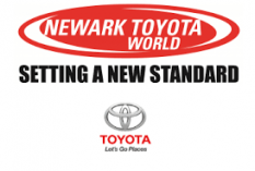 Newark toyota world setting a new standard toyota let's go places